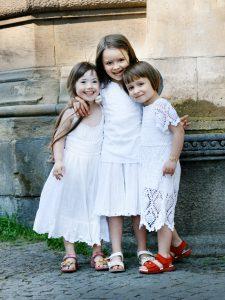 Juliana, Lilly & Hannah